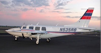 1981 Piper Aerostar 602P Superstar 700 for sale in Dallas / Fort Worth Texas area