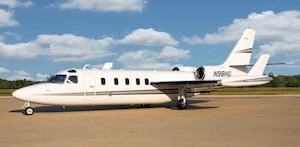 1984 Westwind II private jet for sale