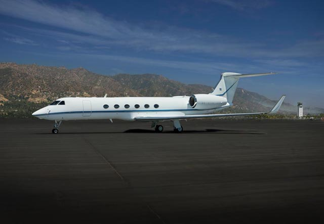 1998 Gulfstream GV Corportate jet for sale