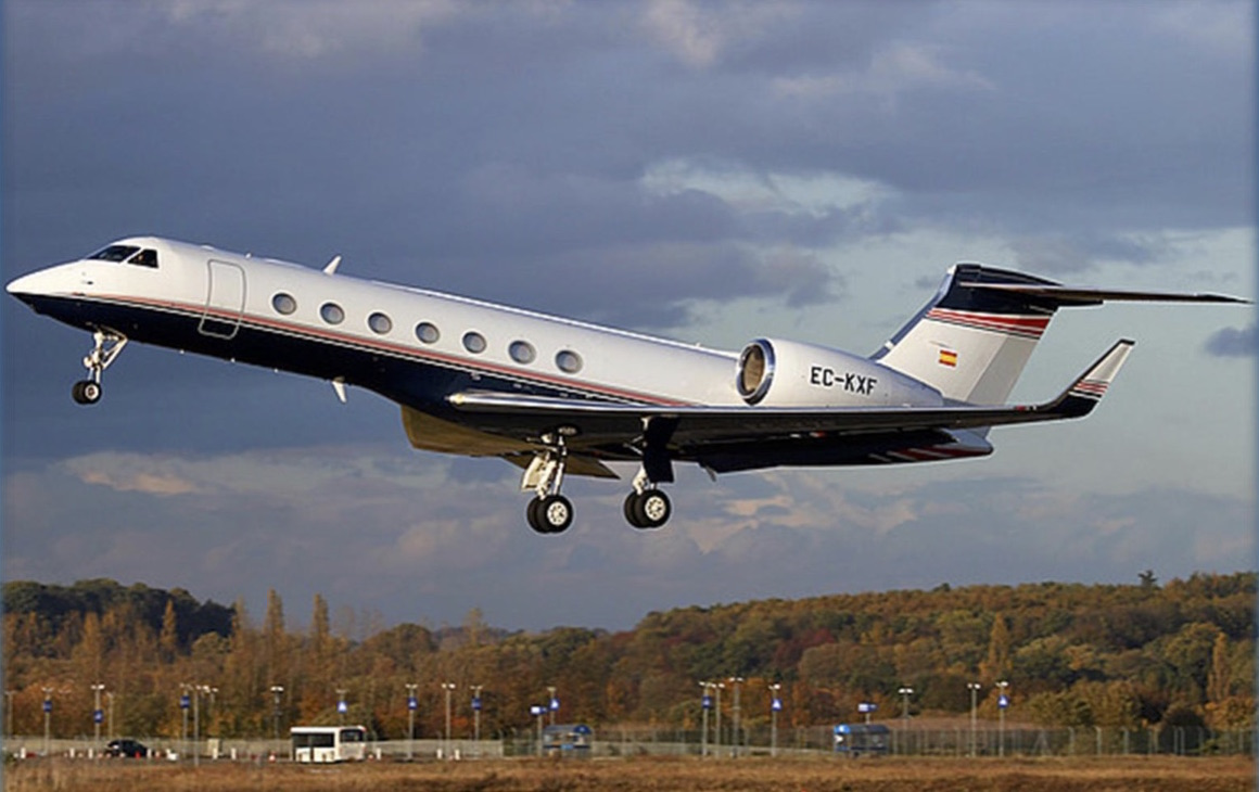 2008 Gulfstream G550 For Sale By Aeropremiere Aircraft